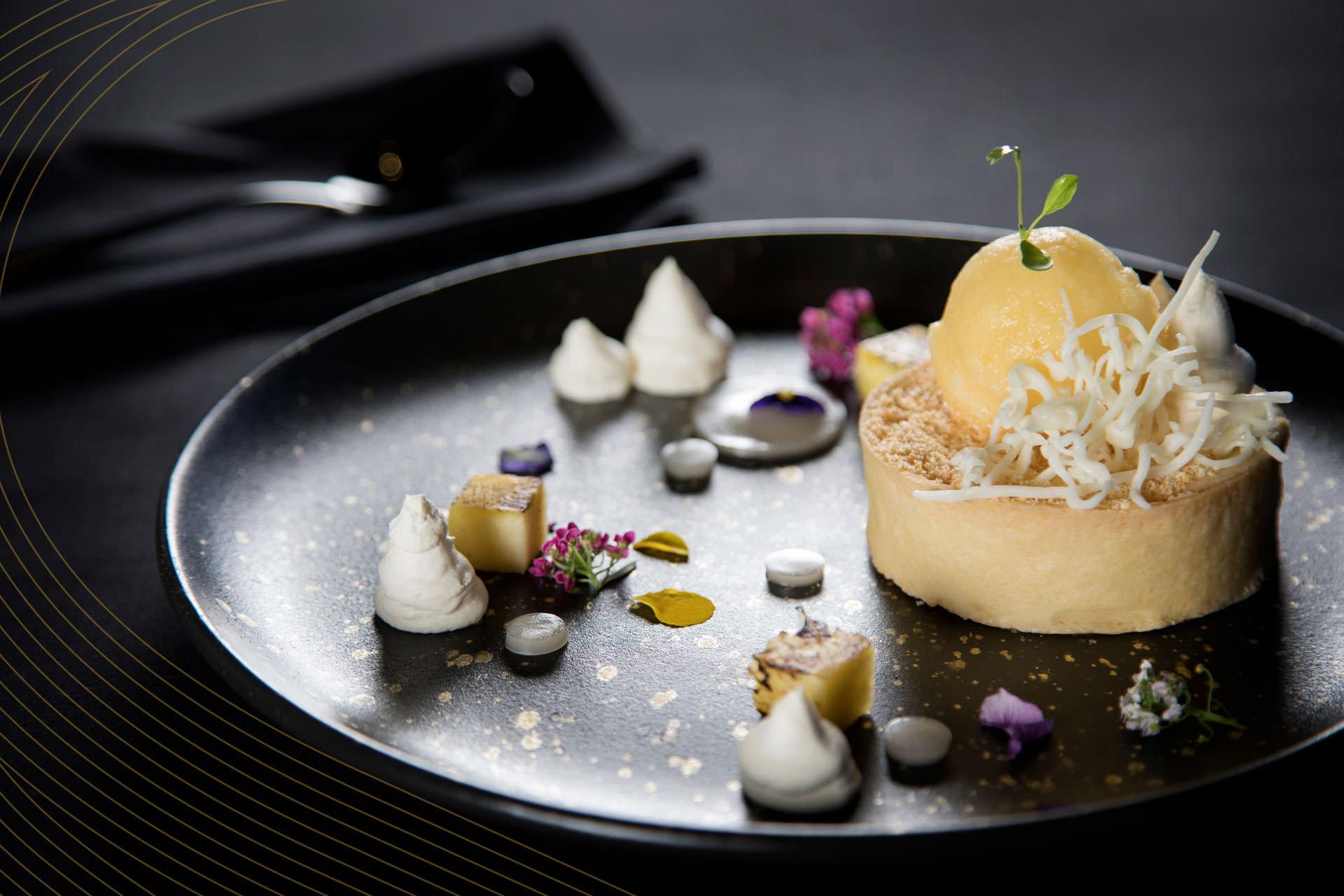 Coconut Cheesecake | Signature Restaurant