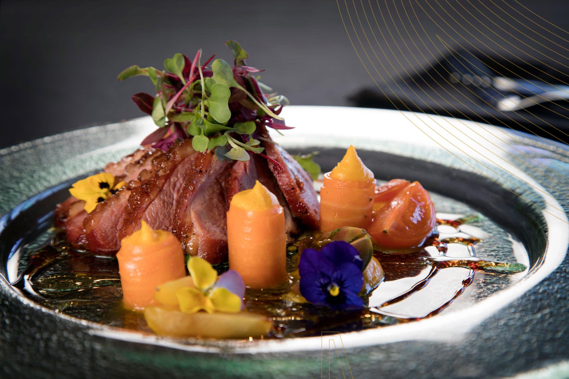 Mediterranean Salmon | Signature Restaurant