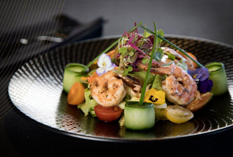 Prawn & Avo Salad | Signature Restaurant